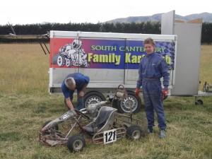 Jan karting Albury 2014 045