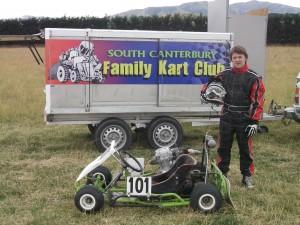Jan karting Albury 2014 048