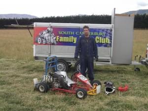 Jan karting Albury 2014 069