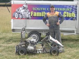 Jan karting Albury 2014 072