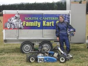 Jan karting Albury 2014 080