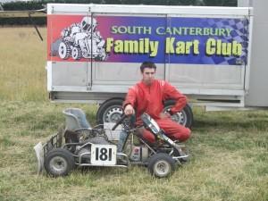 Jan karting Albury 2014 084