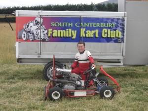 Jan karting Albury 2014 086