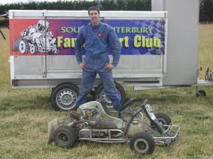 Jan karting Albury 2014 090
