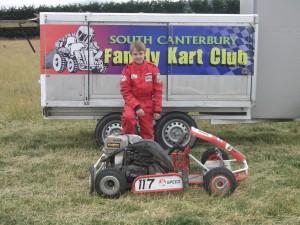 Jan karting Albury 2014 097